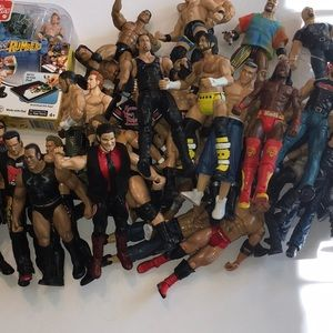 WWE Action Figures You Pick. $5 Each.